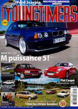 couverture Youngtimers site